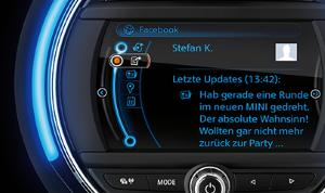 écran central nouvelle mini 2014
